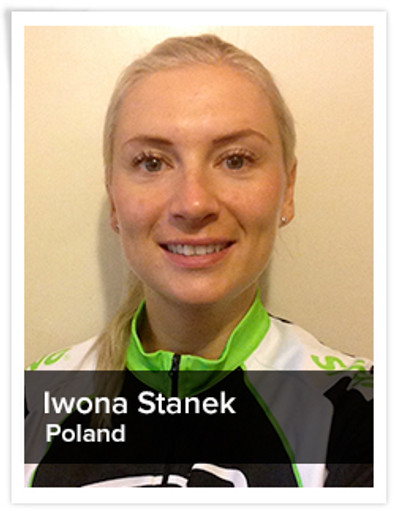 Iwona Stanek, Spinning® Master Instructor | Poland