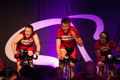 The Power Couple – Team Teaching in Spinning®