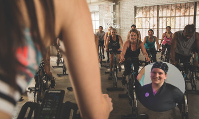 Kamila Abbasi Finds a New Life in Spinning®