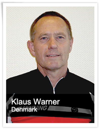 Klaus Warner, Spinning® Master Instructor | Denmark