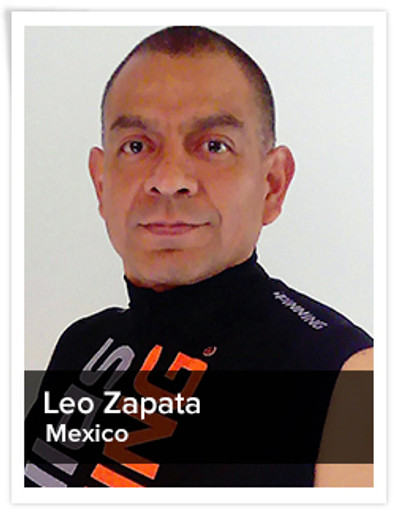 Leo Zapata, Spinning® Master Instructor and Power Specialist Master Instructor | Mexico
