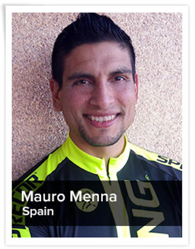 Mauro Menna, Spinning® Master Instructor | Spain