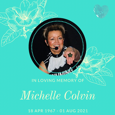 Tribute to Michelle Colvin