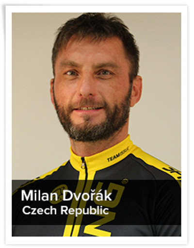 Milan Dvořák, Spinning® Master Instructor | Czech Republic