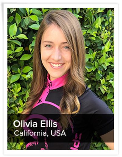 Olivia Ellis, Spinning® Master Instructor | California, USA
