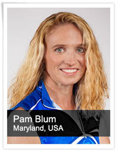 Pam Blum, Spinning® Master Instructor | Maryland, USA