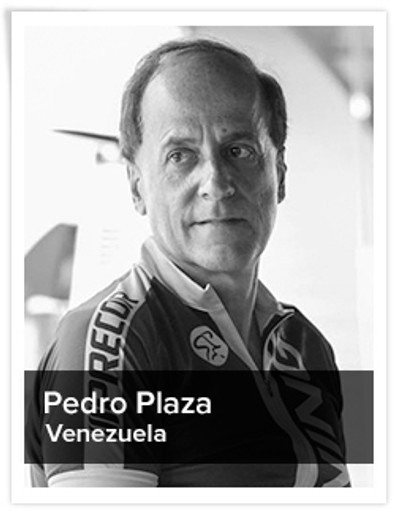 Pedro Plaza, Spinning® Master Instructor | Venezuela