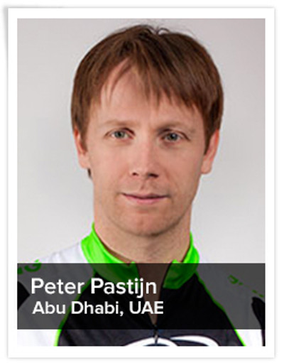 Peter Pastijn, Spinning® Master Instructor and Power Specialist Master Instructor | Abu Dhabi, UAE
