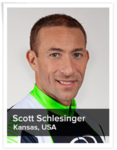 Scott Schlesinger, Spinning® Master Instructor | Kansas, USA