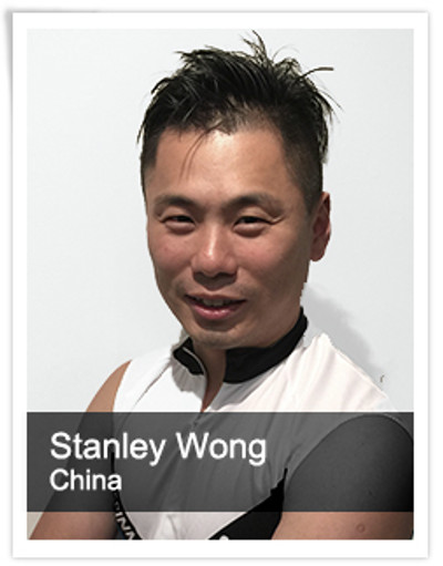 Stanley Wong, Spinning® Master Instructor | China
