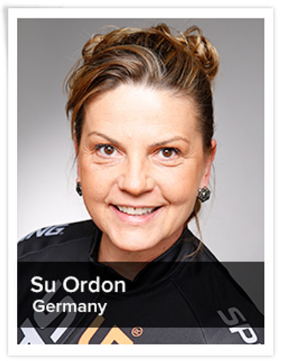 Su Ordon, Spinning® Master Instructor | Germany