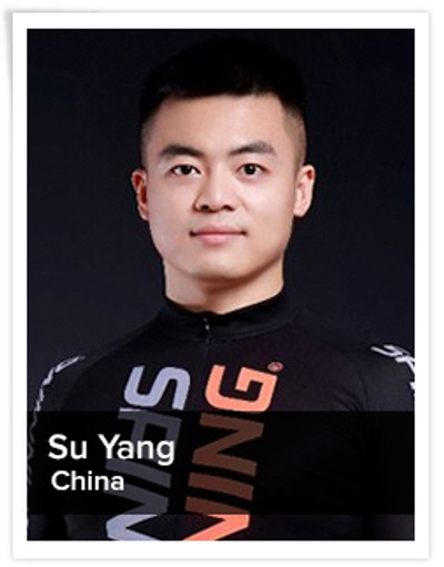 Su Yang, Spinning®  Master Instructor | China