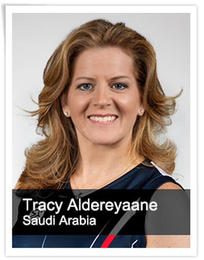 Tracy Aldereyaane, Spinning® Master Instructor | Saudi Arabia