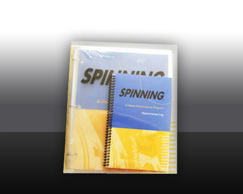 Spinning® 8-Week Performance Kit for 10 Participants