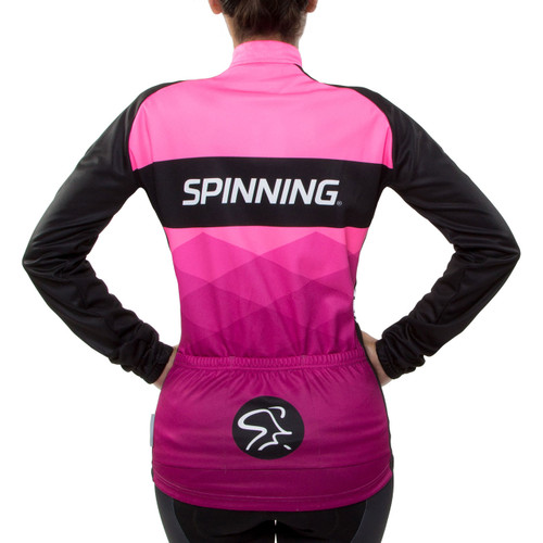 Spinning® Orion Women s Cycling Jacket Pink - Spinning® dd522b44a