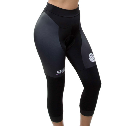 Spin® Pro Pad Women's Cycling Knickers - White