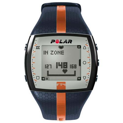 Polar® FT4M Mens Blue/Orange