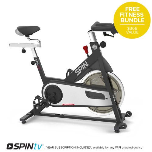 Spinner® L9 - SPIN® Bike Bundle
