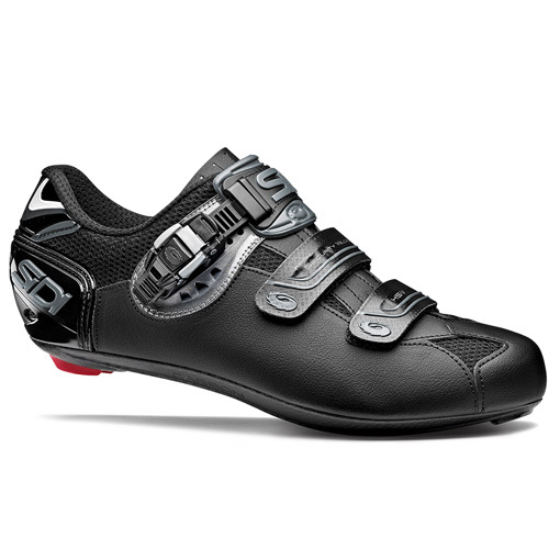 Men's SIDI® Genius 7 Mega Road Black Shoes
