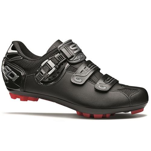 Men's SIDI® Dominator 7 SR MTB Black Shoes