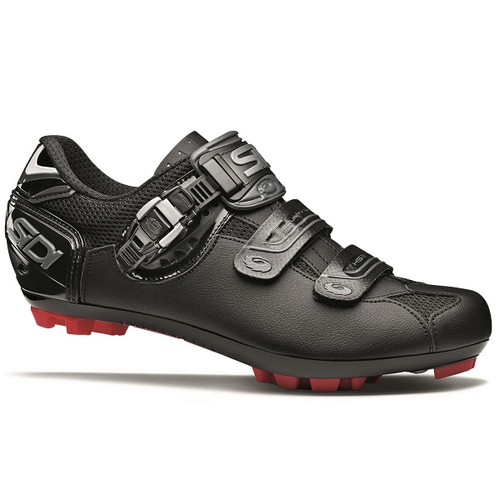 Men's SIDI® Dominator 7 SR Mega MTB Black Shoes