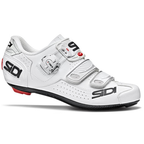 Women's SIDI® Alba Road White Shoes