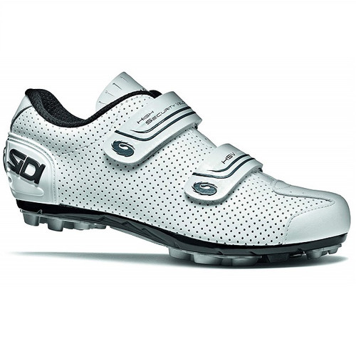 Unisex SIDI® Swift Air Indoor Cycling White Shoes