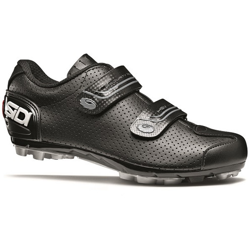Unisex SIDI® Swift Air Indoor Cycling Black Shoes