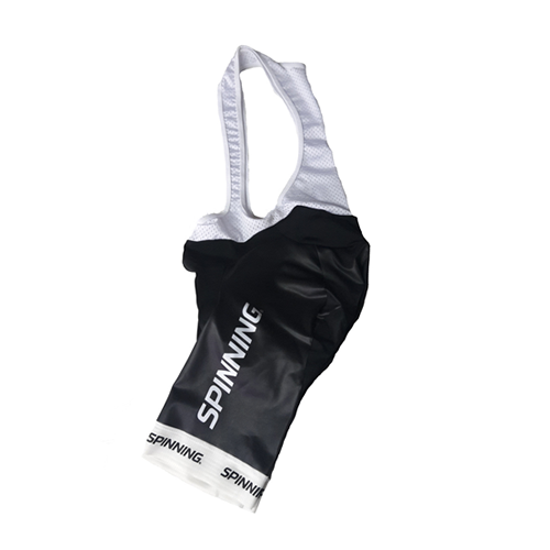 Men's Laguna Bib Short - White