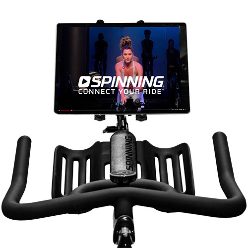 Spinning® Deluxe Media Mount - Compatible w/ Dual Water Bottle Holder