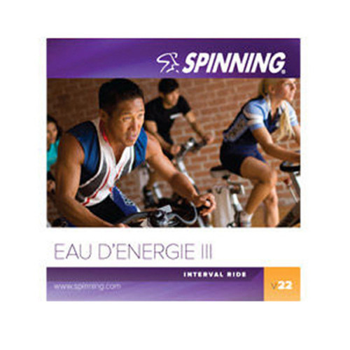 Spinning® CD Volume 22 - Eau D'energie III