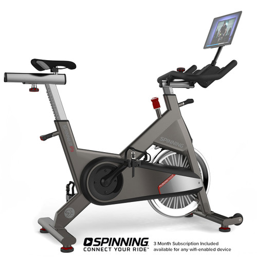 P3 -> P5 Connected Spinner® Bike Upgrade