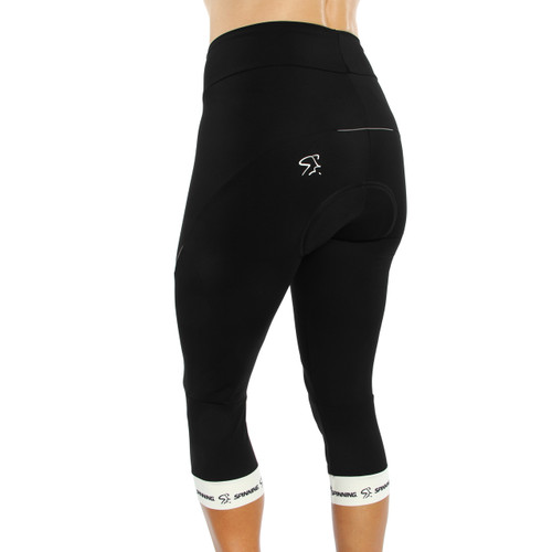 Spinning® Prime Women's Cycling Knicker - White
