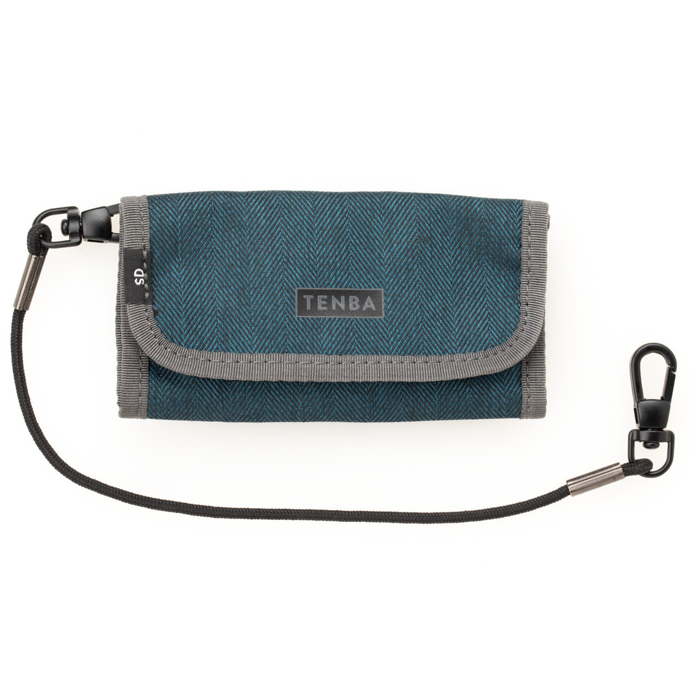 Tools Reload SD 9 Card Wallet - Blue