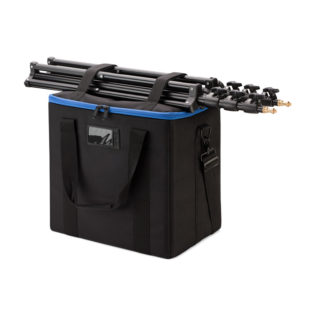 Transport 1x1 LED 2-Panel Case - Black