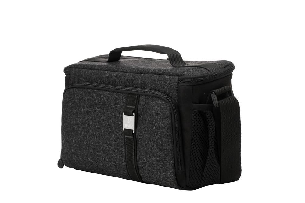 Skyline 12 Shoulder Bag - Black