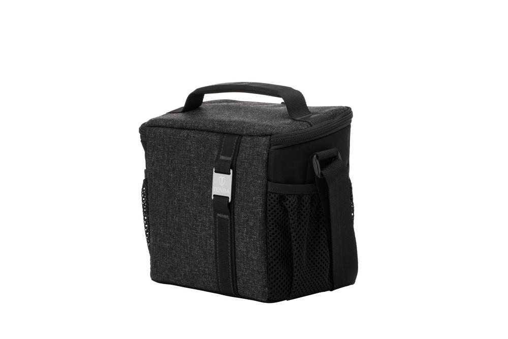Skyline 8 Shoulder Bag - Black