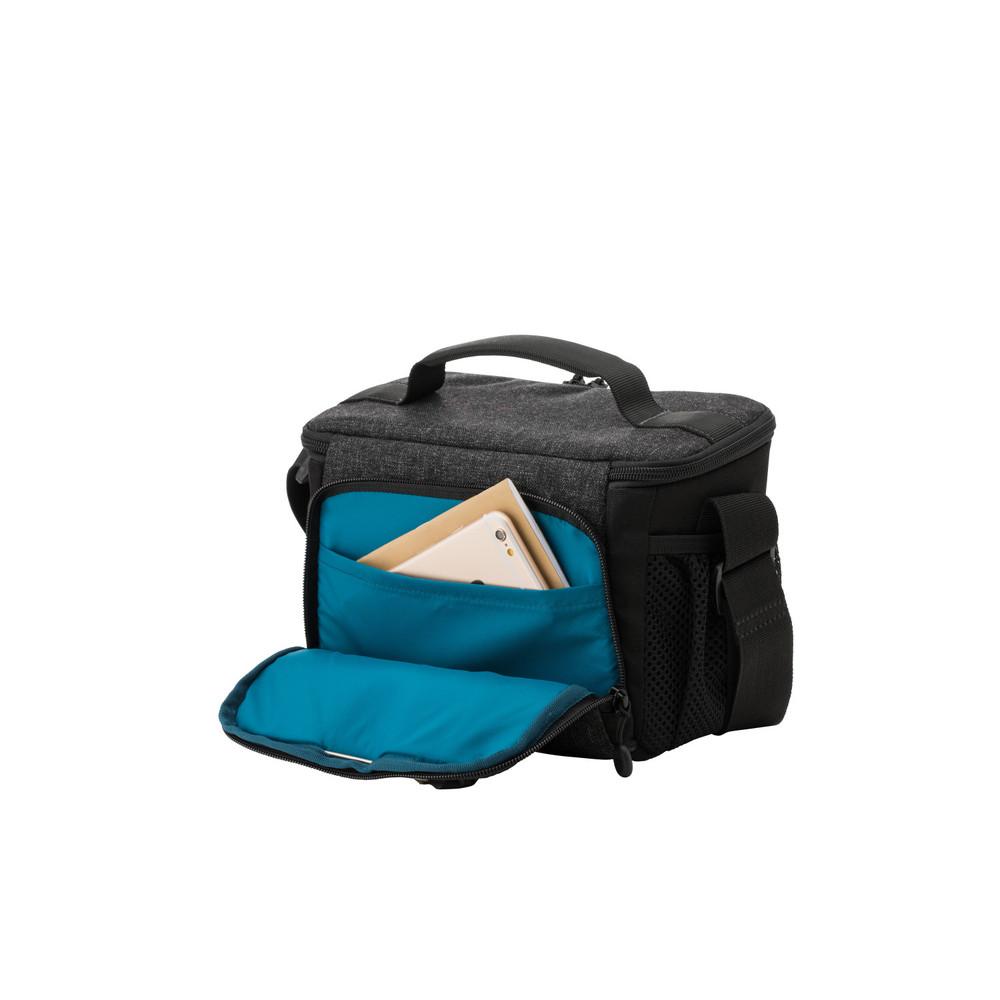 Skyline 10 Shoulder Bag - Black