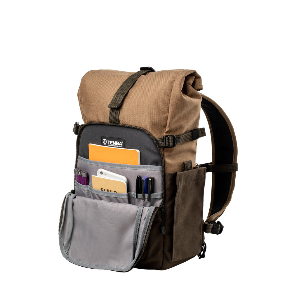 Fulton 10L Backpack - Black