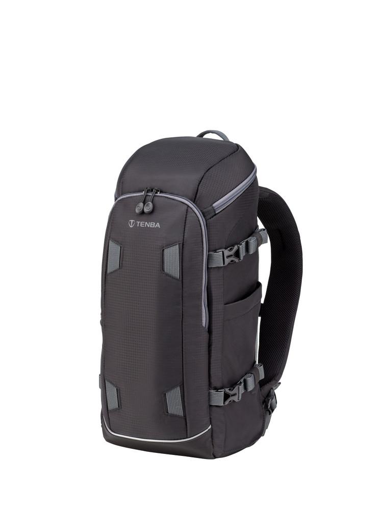 Solstice 12L Backpack - Black
