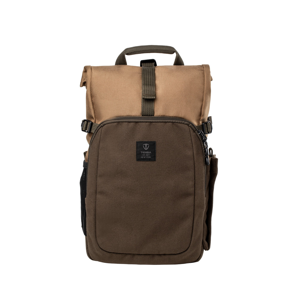 Fulton 10L Backpack - Tan/Olive