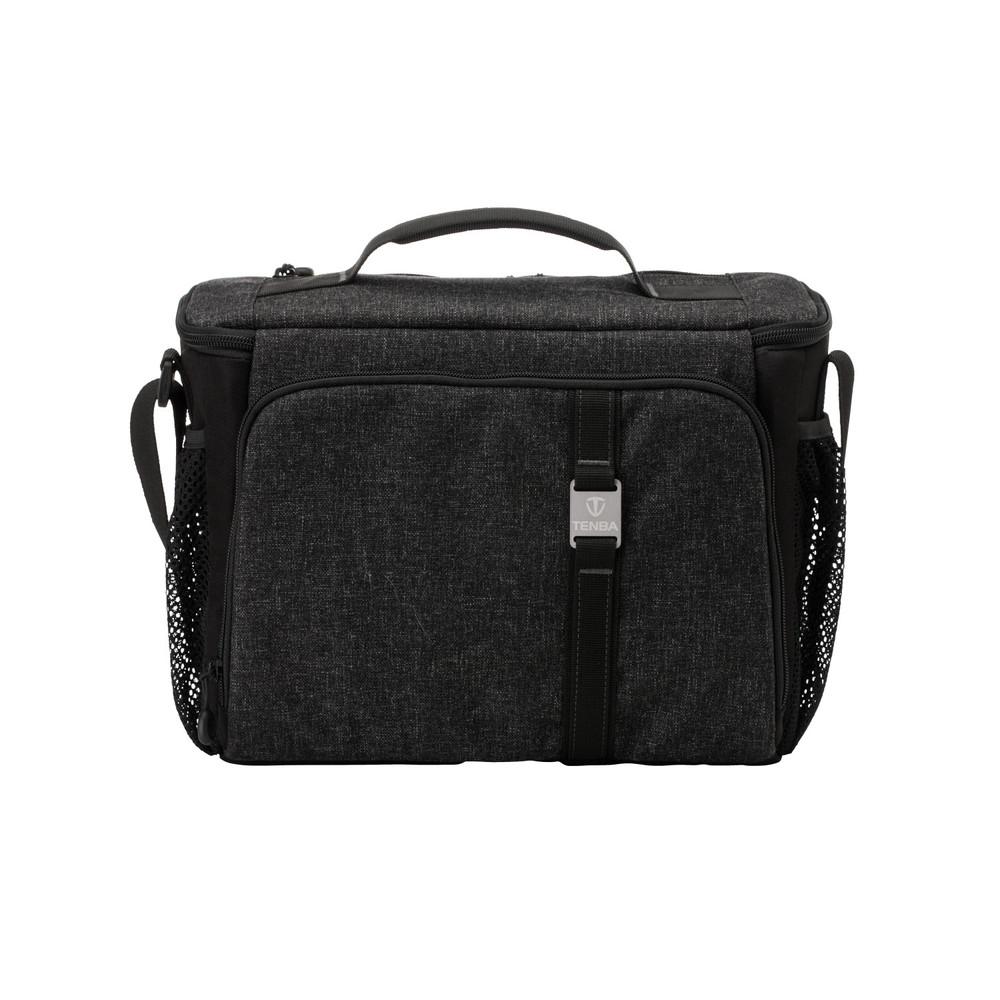 Skyline 13 Shoulder Bag - Black