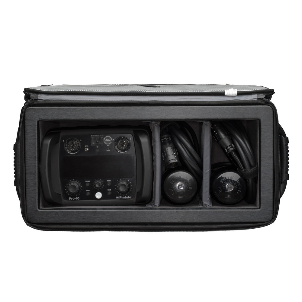 Transport Air Case for Profoto Pro-10 w/ 2 heads - Black