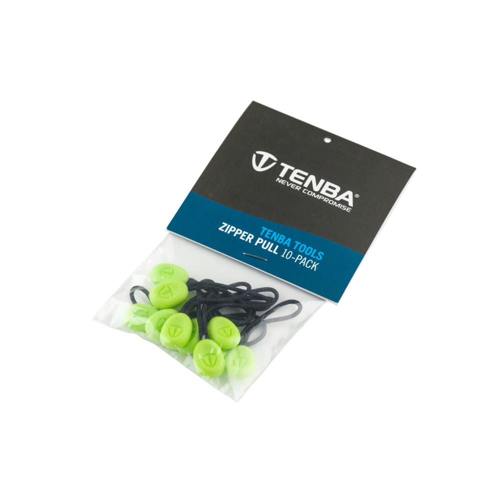 Tools Zipper Pulls - Pack of 10 - Lime