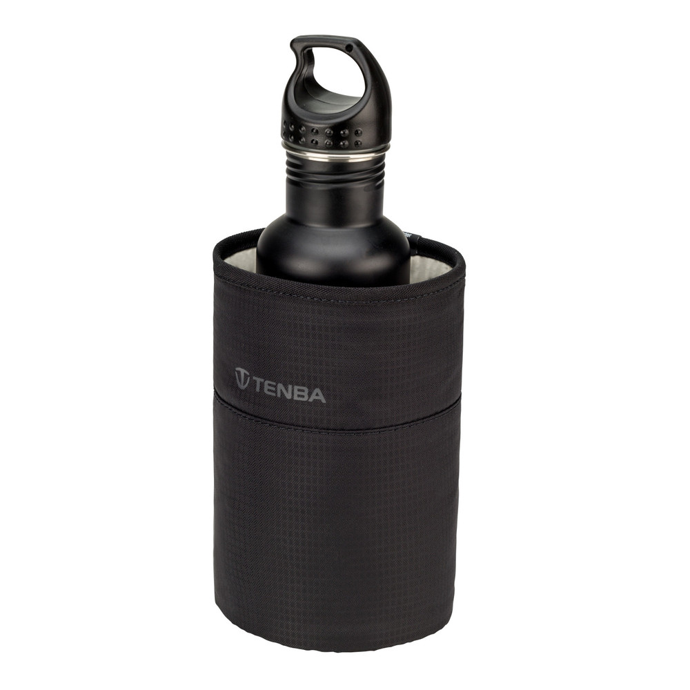 Tools Insulated Water Bottle Pouch - Black
