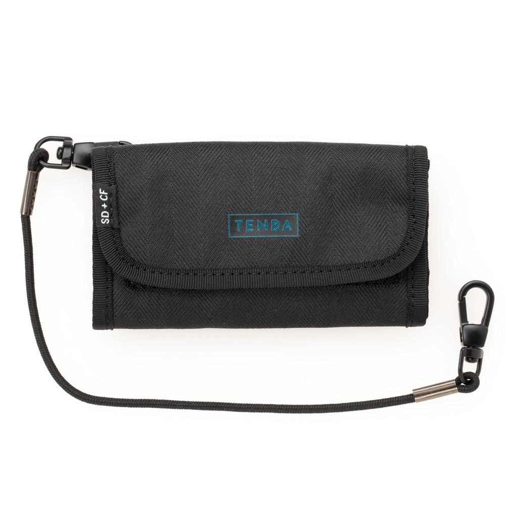 Tools Reload SD6+CF6 Card Wallet - Black