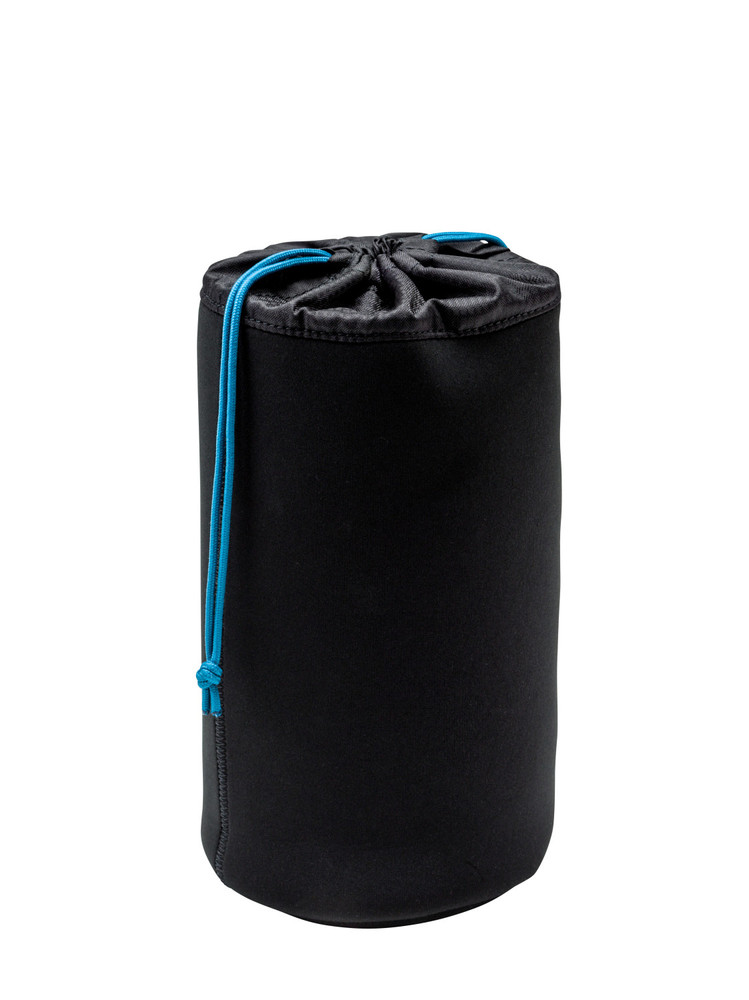 Tools Soft Lens Pouch 9x4.8 in. (23x12 cm) - Black