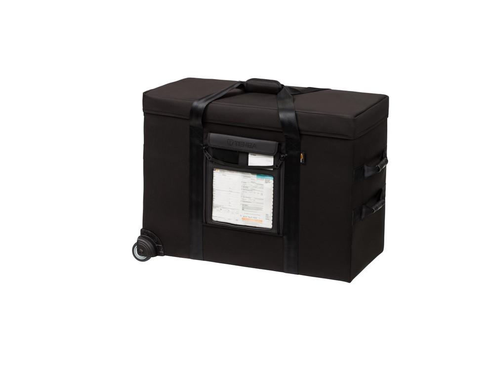 Transport Air Case w/ wheels for EIZO 27-inch Display - Black