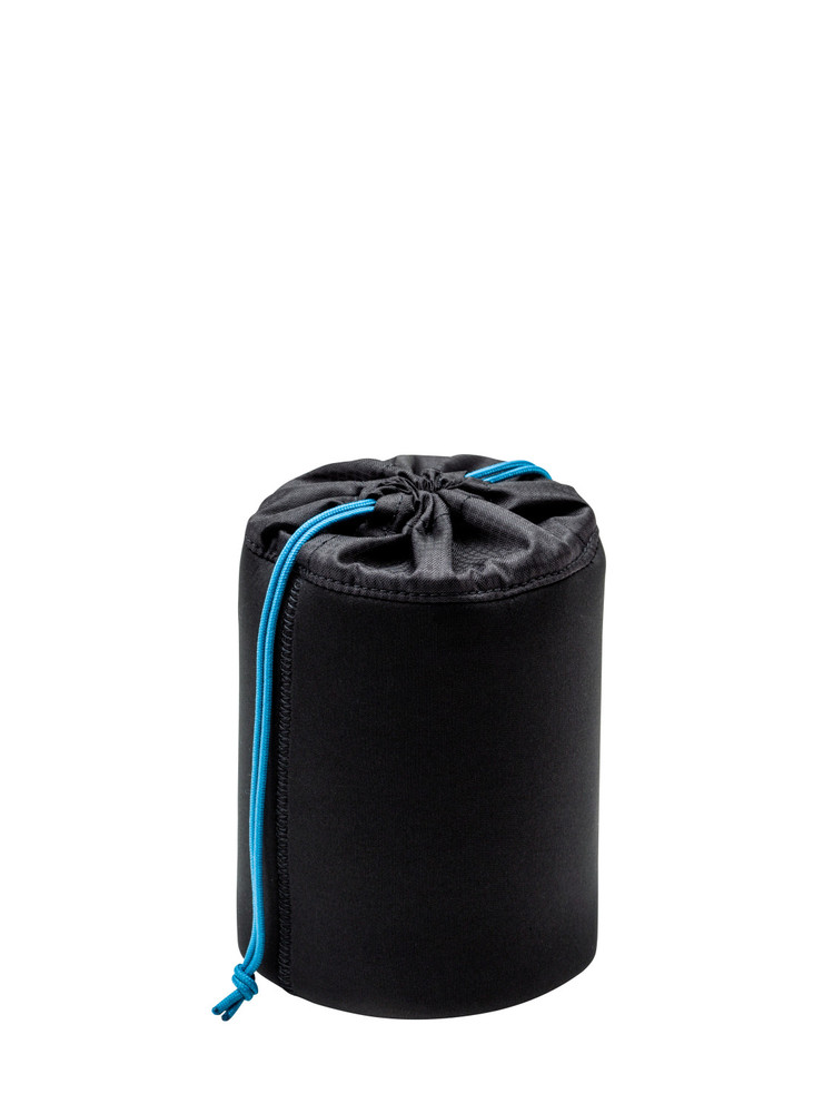 Tools Soft Lens Pouch 6x4.5 in. (15x11 cm) - Black