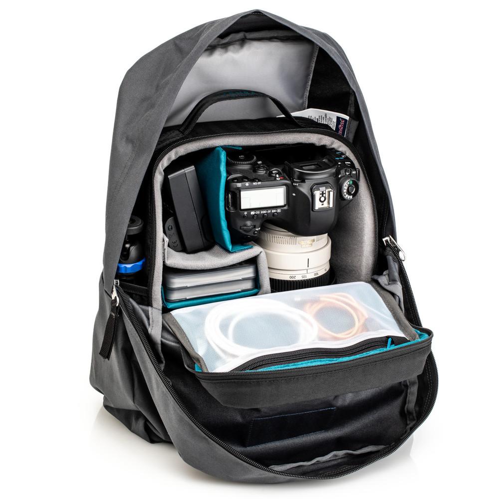 BYOB 10 DSLR Backpack Insert - Blue